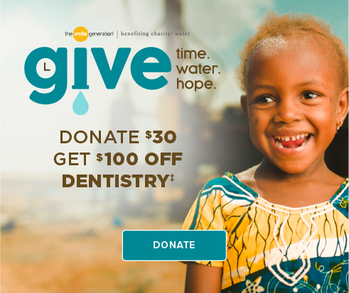 Donate $30, Get $100 Off Dentistry - Fountain Modern Dentistry and Orthodontics